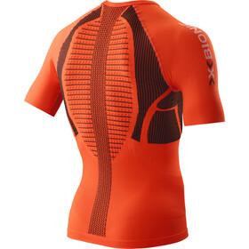 X-Bionic M's The Trick Running Shirt SS Orange Sunshine/Black